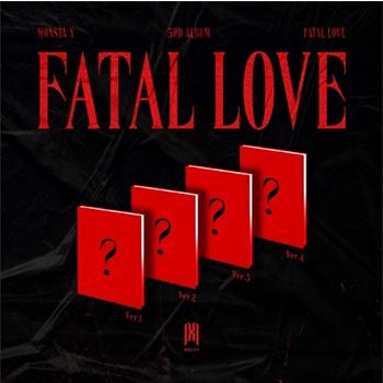 MONSTA X 3集「FATAL LOVE」
