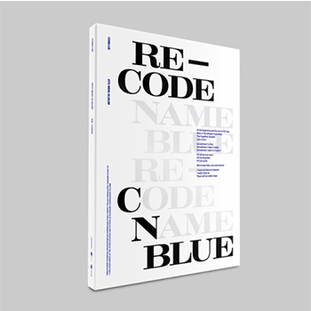 CNBLUE 8th Mini Album「RE-CODE」 Special Ver.