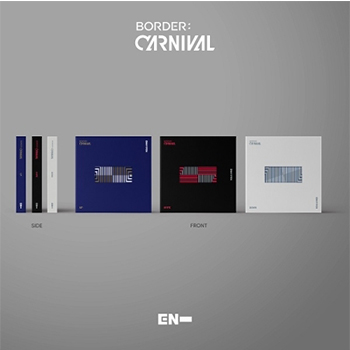 ENHYPEN 2nd Mini Album「BORDER:CARNIVAL」