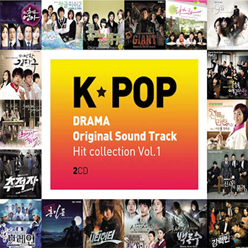 K-POP DRAMA OST Hit Collection Vol.1【COMP】