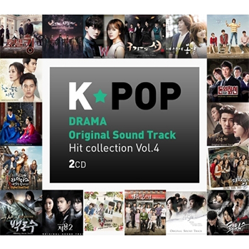 K-POP DRAMA OST Hit Collection Vol.4【COMP】