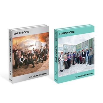 WANNA ONE 1集「1??=1 (POWER OF DESTINY)」