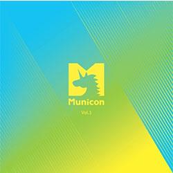 グローバル応援プロジェクト「Municon Vol.1」【COMP】【2CD】