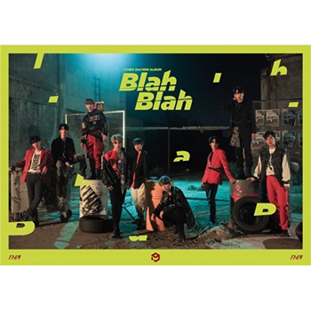 1THE9 2nd Mini Album「BLAH BLAH」
