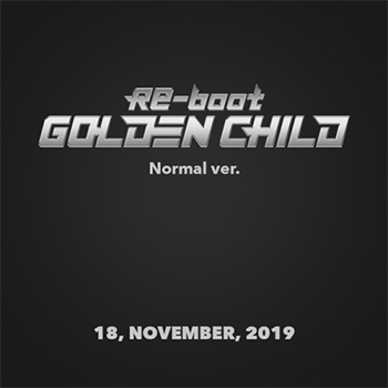 Golden Child 1集「Re-boot」