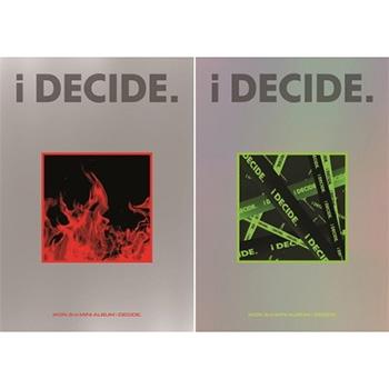 IKON 3rd Mini Album「I DECIDE」