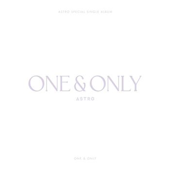 ASTRO SPECIAL SINGLE ALBUM 「ONE&ONLY」