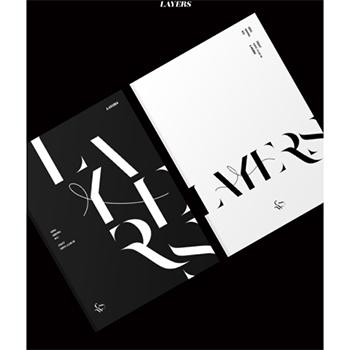 オ・ソンウ 1st Mini Album「LAYERS」