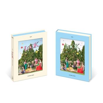 A PINK 9th Mini Album「LOOK」