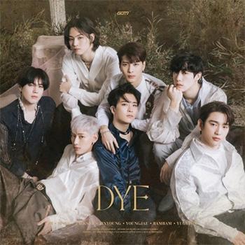 GOT7 Mini Album「DYE」