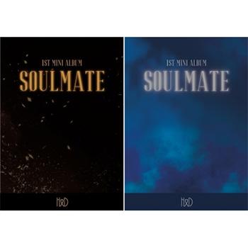 H&D (ハンギョル&ドヒョン)1st Mini Album「SOULMATE」
