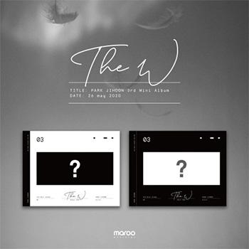 パク・ジフン 3rd Mini Album「THE W」