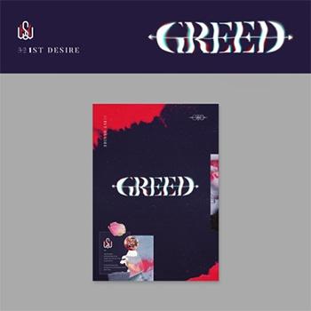 キム・ウソク 1st DESIRE「GREED」