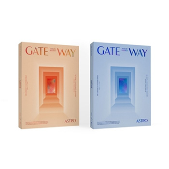 ASTRO 7th MiniAlbum「GATEWAY」