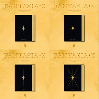 MONSTA X Mini Album「FANTASIA X」