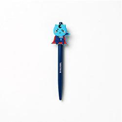 「トッケビ」公式グッズ ジェルボールペン(青) ボグルジェルブルー