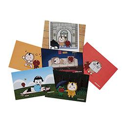 「トッケビ」公式グッズ ポストカード セット ver.2