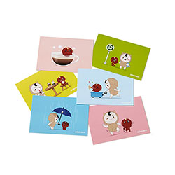 「トッケビ」公式グッズ ポストカード セット ver.3
