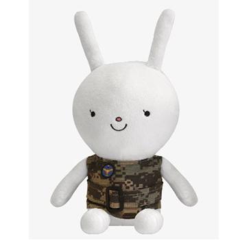 「太陽の末裔」公式キャラクター ウサギぬいぐるみ ハヤン