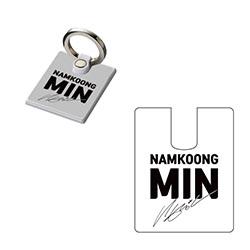 2019 ナムグン・ミン ファンミーティング グッズ スマートフォンリング