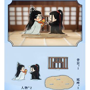 【陳情令 公式グッズ】アクリルスタンド5 醉酒??款