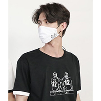 【2gether 公式グッズ】TheSeries Tシャツ(黒)Mサイズ