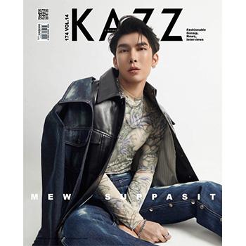 雑誌「KAZZ」vol.174 表紙:Mew (カバーA)