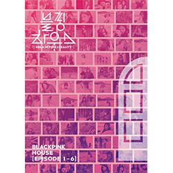 BLACKPINK「BLACKPINK HOUSE [EPISODE1-6]」【ブルーレイ】