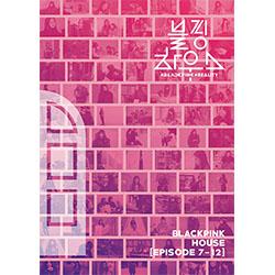 BLACKPINK「BLACKPINK HOUSE [EPISODE7-12]」【ブルーレイ】