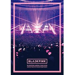 "BLACKPINK「BLACKPINK ARENA TOUR 2018 """"SPECIAL FINAL IN KYOCERA DOME OSAKA""""」(通常盤)【ブルーレイ】"