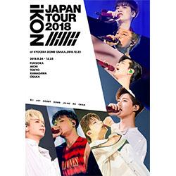 iKON「iKON JAPAN TOUR 2018」(通常版)【ブルーレイ】