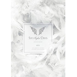 """2PM「Six """"""""HIGHER"""""""" Days -COMPLETE EDITION-」(完全生産限定盤) 【ブルーレイ】"""
