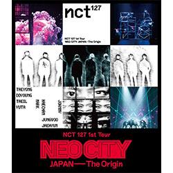 NCT 127「1st Tour 'NEO CITY : JAPAN - The Origin'」(通常盤)【ブルーレイ】