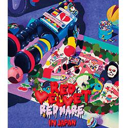 """Red Velvet「Red Velvet 2nd Concert """"""""REDMARE"""""""" in JAPAN」 【ブルーレイ】"""