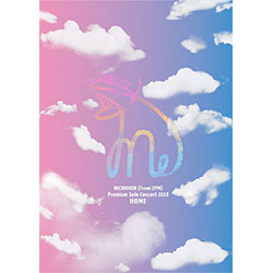 """NICHKHUN (From 2PM)「Premium Solo Concert 2018 """"""""HOME""""""""」(初回生産限定盤)【Blu-ray Disc+DVD+LIVEフォトブック】"""