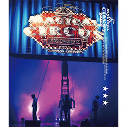 """EXO-CBX「EXO-CBX """"""""MAGICAL CIRCUS"""""""" 2019 -Special Edition-」(通常盤)【Blu-ray】"""