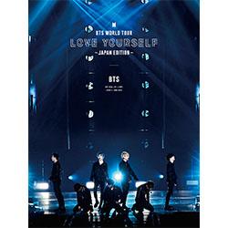 BTS「BTS WORLD TOUR 'LOVE YOURSELF' ~JAPAN EDITION~」(初回限定盤)【3Blu-ray】