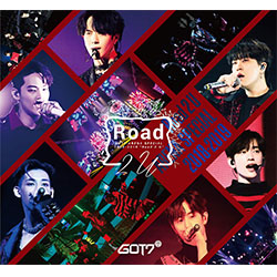 "GOT7「GOT7 ARENA SPECIAL 2018-2019 """"Road 2 U""""」(初回生産限定盤)【ブルーレイ+DVD】"
