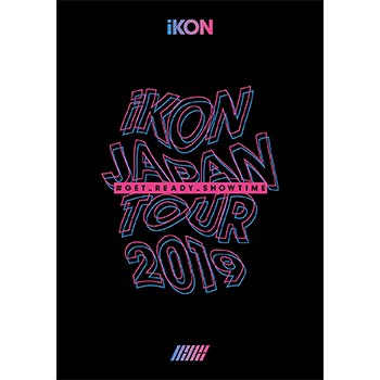 iKON「iKON JAPAN TOUR 2019」(初回生産限定盤)【2Blu-ray Disc+2CD】