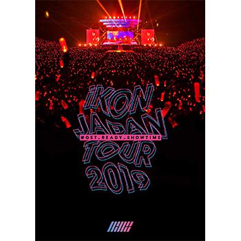 iKON「iKON JAPAN TOUR 2019」(通常盤)【Blu-ray】