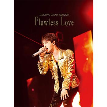 ジェジュン「JAEJOONG ARENA TOUR 2019~Flawless Love~」【ブルーレイ】