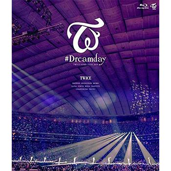 "TWICE「TWICE DOME TOUR 2019 """"#Dreamday"""" in TOKYO DOME」(通常盤)【Blu-ray】"