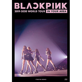 BLACKPINK「2019-2020 WORLD TOUR IN YOUR AREA -TOKYO DOME-」(通常盤)【Blu-ray Disc】