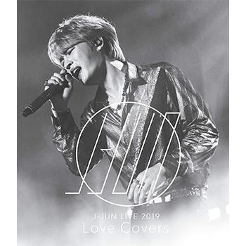 ジェジュン「J-JUN LIVE 2019 ~Love Covers~」【Blu-ray+LIVE CD】