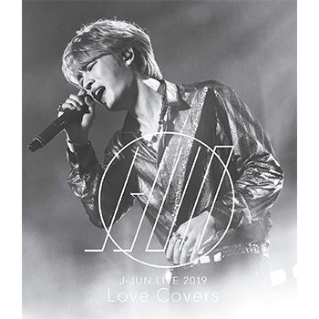 ジェジュン「J-JUN LIVE 2019 ~Love Covers~」【Blu-ray+LIVE CD】