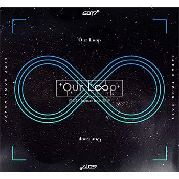 "「GOT7 Japan Tour 2019 """"Our Loop""""」(初回生産限定盤)【BD+DVD+LIVEフォトブック】"