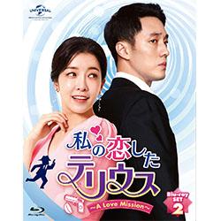 私の恋したテリウス~A LOVE MISSION~Blu-ray-SET2【特典映像DVD付】