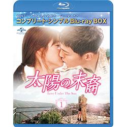 太陽の末裔 Love Under The Sun BOX1 <コンプリート・シンプルBD‐BOX6,000円シリーズ>【期間限定生産】