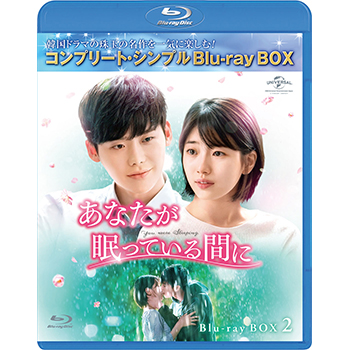 あなたが眠っている間に BD-BOX2 <コンプリート・シンプルBD‐BOX6,000円シリーズ>【期間限定生産】