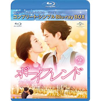 ボーイフレンド BD-BOX2<コンプリート・シンプルBD‐BOX6,000円シリーズ>【期間限定生産】